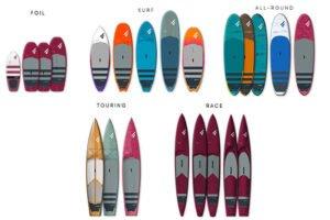 Welke type SUP Boarden zijn er?