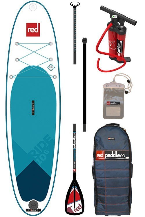 red paddle co 10'6 review en test