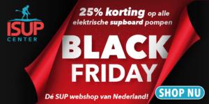 Aankomende dagen vindt je de beste black friday deals voor een supboard bij ISUPCENTER.NL