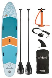 moai meerdere persoons sup board