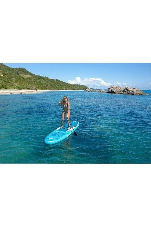 aqua marina stand up paddling