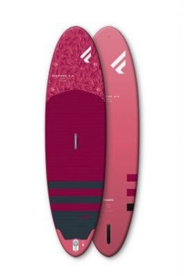 Fanatic Diamond Air Pure 10'4″