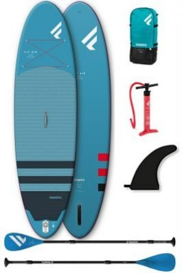 Fanatic Fly Air Pure 9'8″ Starterspakket