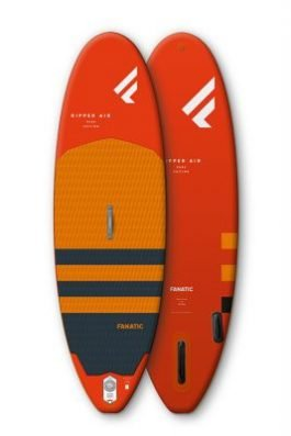 "Fanatic Ripper Air 7'10"" Kids Inflatable Supboard"