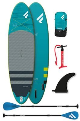 Fanatic Fly Air Premium 9'8″ Sup Pakket