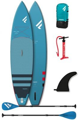 Fanatic Pure Air Touring 11'6″x31″ Starterspakket