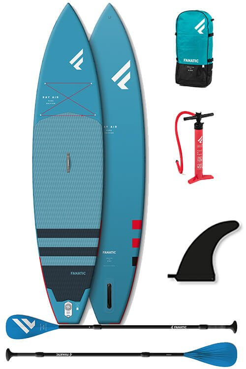 fanatic ray air pure touring 116