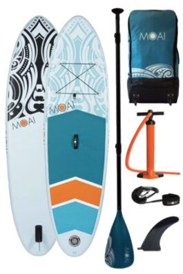 Moai 9'5 Allround SUP Board Pakket 2021