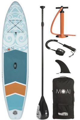 Moai Allround 11'0″ Supboard Starterspakket 2021