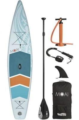 Moai Touring 12'6″ Inflatable Supboard