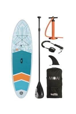 Moai 9'5 Allround SUP Board Pakket 2021