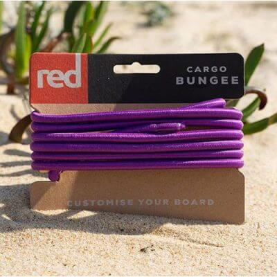 red paddle cargo bungee paars
