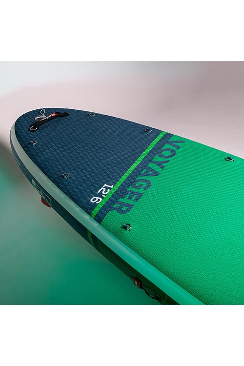 red paddle co paddle board voyager