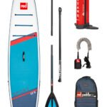 Red Paddle 12'6″ x 30″ Touring Sport MSL Supboard Pakket