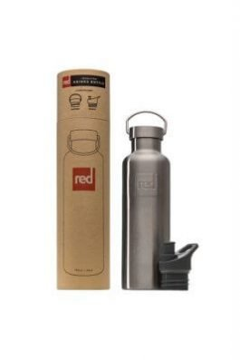 Red Paddle Geïsoleerde Stalen Waterfles 750ml