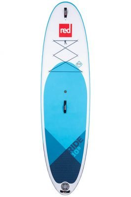Red Paddle 10'8″ Ride MSL Inflatable Supboard