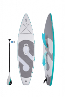 Sipaboards E-sup Drive Cruiser Pakket