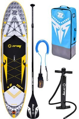 Allround Zray X2 10″10 SUP pakket