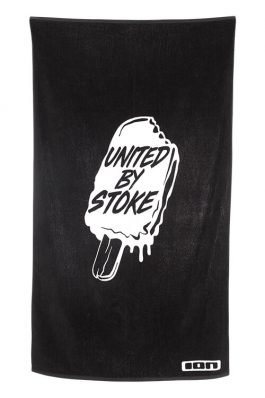 Ion Beach Towel Black