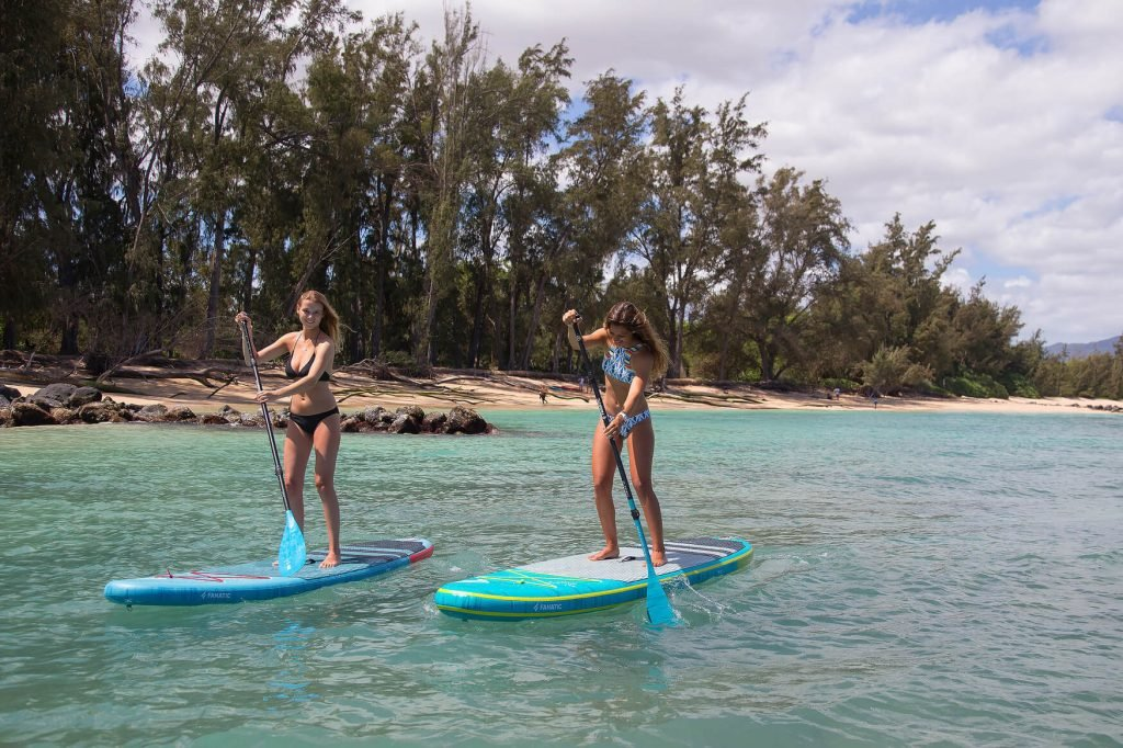 fanatic fly air pure 108 sup board