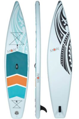 Moai Touring 12'6″ Inflatable Supboard 2021