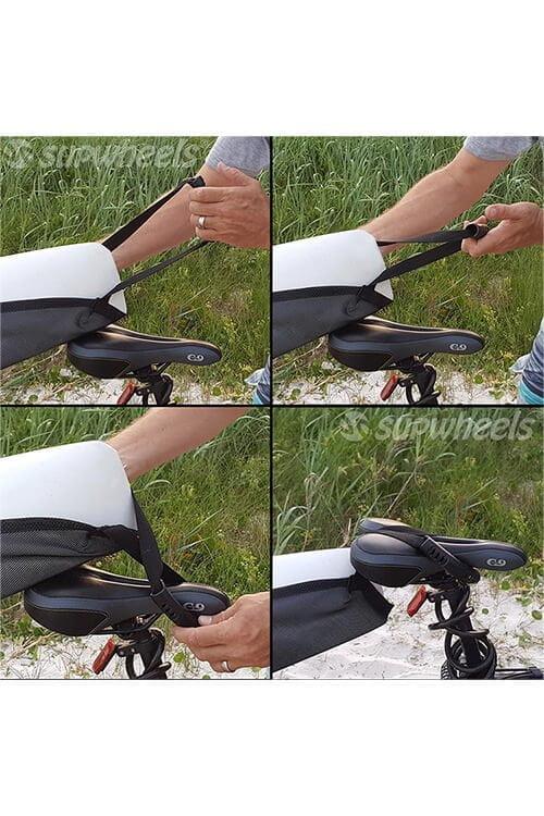 sup karretje voor fiets