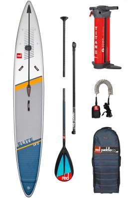 Red Paddle 14″ x 27″ Elite MSL Supboard Pakket