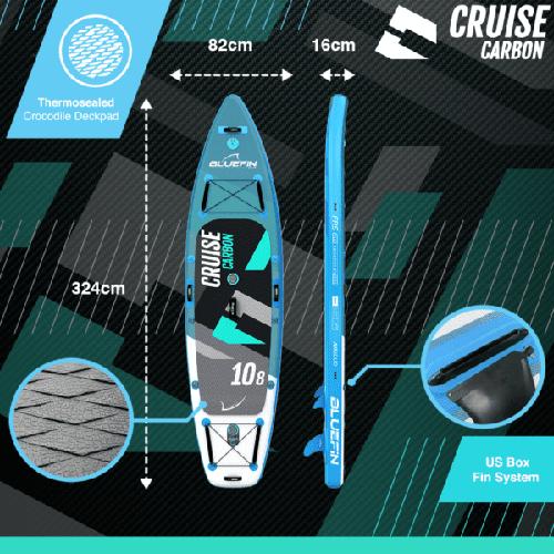 cruise carbon 10'8