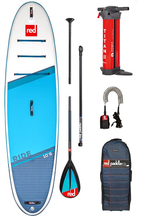 red paddle 106 ride review