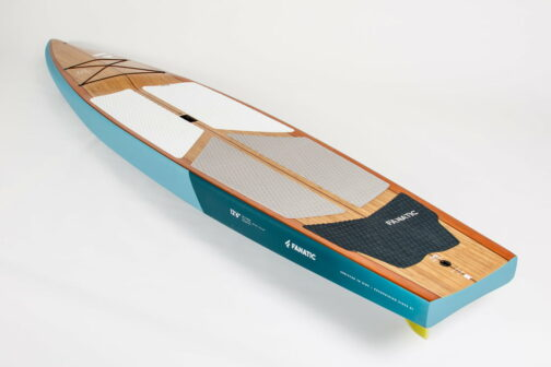 fanatic ray bamboo edition 12'6