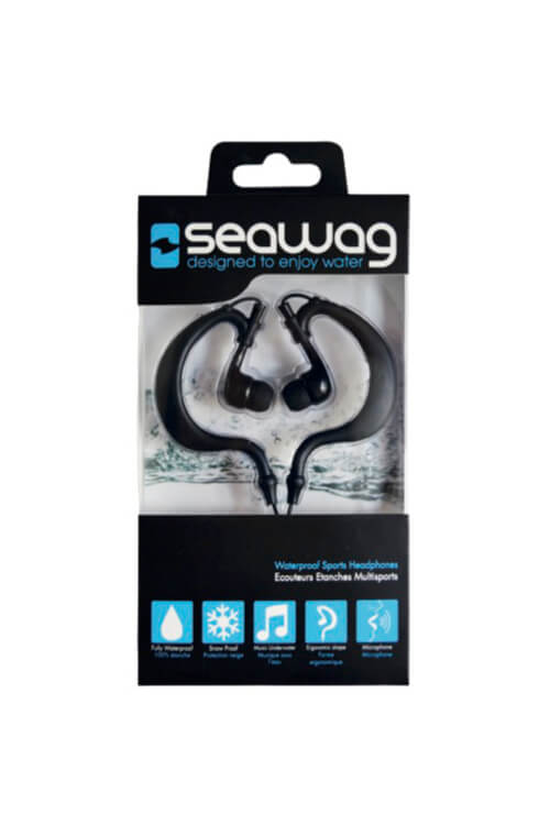 seawag waterproof sport koptelefoon