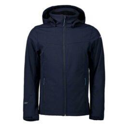 Icepeak Brimfield Softshell Jacket Blauw