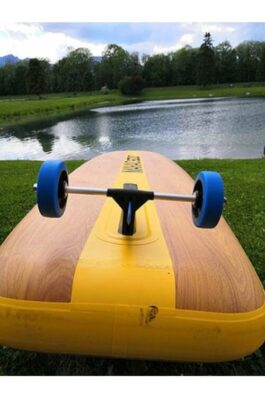 Sup Trolley Met Slide-In Fin